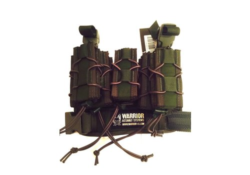 Warrior Sabre Drop Leg Mk1 - Olive Drab