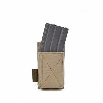 Warrior Elastischer Single Mag Pouch - Coyote Tan