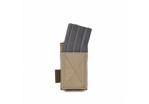 Warrior Elastischer Single Mag Pouch - Coyote Tan
