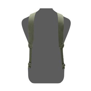 Warrior Slimline Harness - Olive Drab