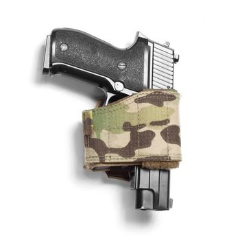 Warrior Universal Pistol Holster - left handed- MultiCam