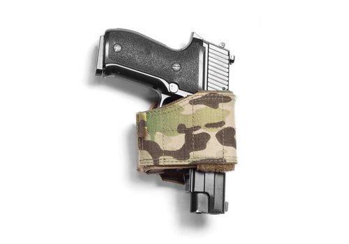 Warrior Universal Pistol Holster - left handed- MultiCam