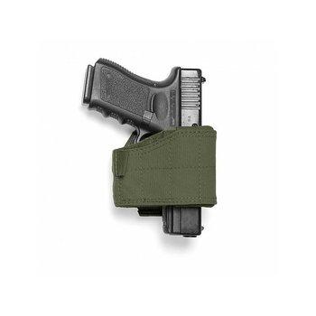 Warrior Universal Pistol Holster - left handed- Olive Drab