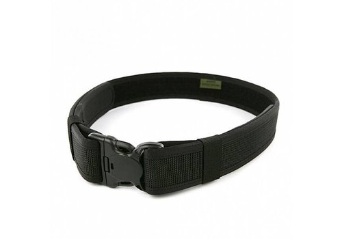 Warrior Duty Belt - Black