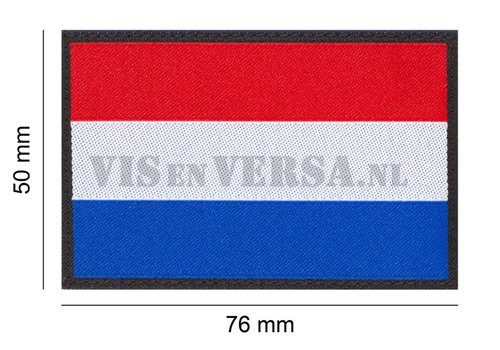 Dutch Flag 5 x 7cm