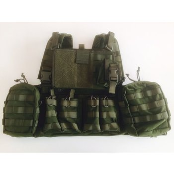 Warrior 901 Kommandant Chest Rig - Olive drab (in NLTactical einzigartige)