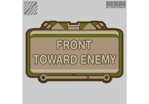 MilSpec Monkey Front Towards Enemy patch - MultiCam
