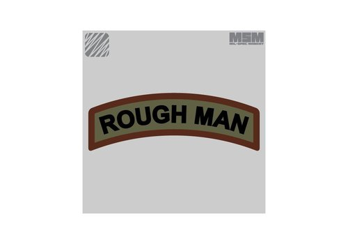 MilSpec Monkey Rough Man patch - Forest