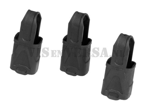 Magpul 9mm subgun 3 Pack - Schwarz