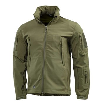 Pentagon ARTAXES SF ( Softshell ) Jacket Level V - Olive Drab