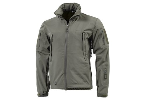 Pentagon Artaxes SF (Softshell) Jacket Stufe V - Grindle Green