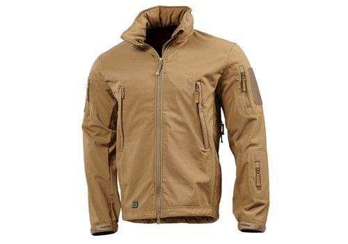 Pentagon Artaxes SF (Softshell) Jacket Stufe V - Coyote Tan