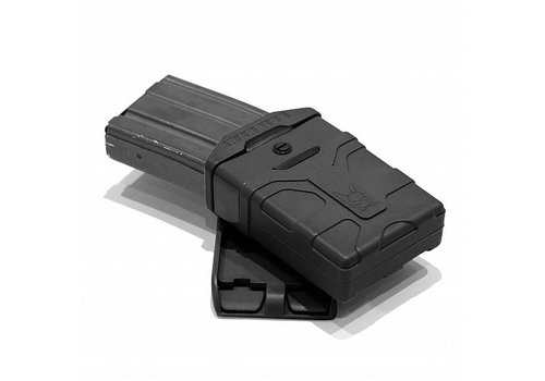 Warrior Polymer Mag 5.56mm - Black