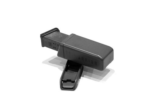 Warrior Polymer Mag 9mm - Black