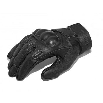 Warrior Firestorm Hard Knuckle Glove Kevlar - Black