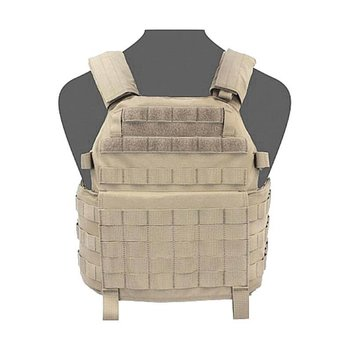 Warrior DCS Lösbare Plate Carrier Basis - Coyote Tan
