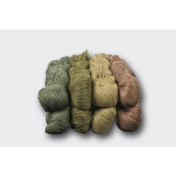 Helikon-Tex Yarns for making Ghillie Suits