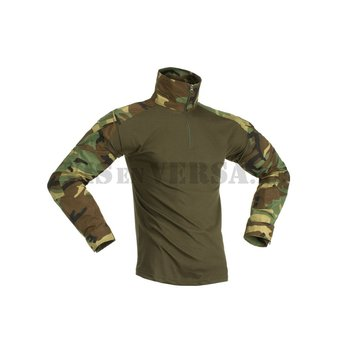 Invader Gear Combat Shirt - US Woodland