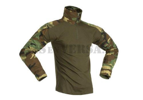 Invader Gear Combat Shirt - US Woodland