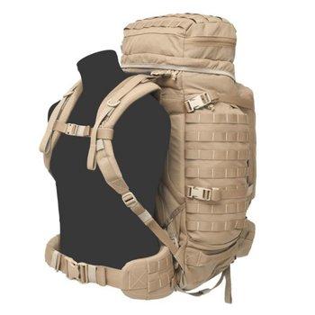 Warrior X300 Pack - Coyote Tan
