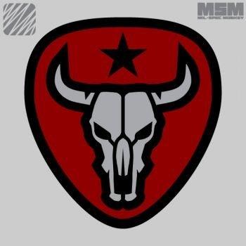 MilSpec Monkey Bull Skull - Forest