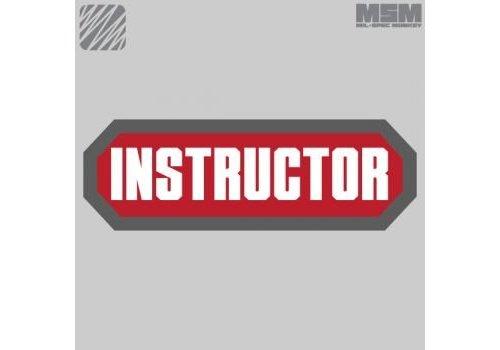 MilSpec Monkey Instructor  patch