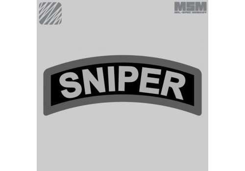 MilSpec Monkey Sniper Tab - Forest
