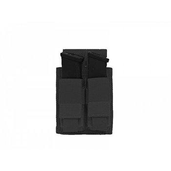 Warrior Elite OPS Direct Action Double 9mm Pistol Pouch - Black