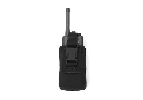 Warrior Elite OPS Kleine Radio Pouch - Schwarz