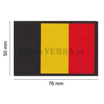 Claw Gear Belgische Vlag 50 X 76mm