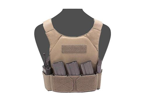 Warrior Covert Plate Carrier MK1 - Coyote Tan