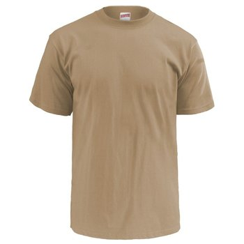 Soffe T-Shirt Sand, 3-er Pack