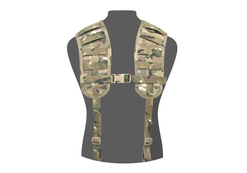 Warrior Molle Harness - MultiCam