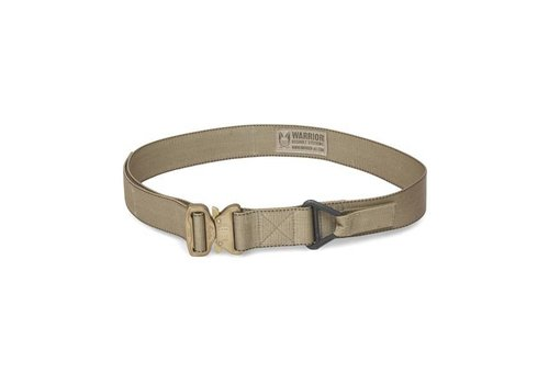 Warrior Cobra Rigger Belt - Coyote Tan