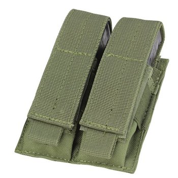 Condor MA23 Double Pistol Mag Pouch - Olive Drab