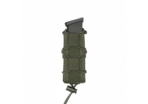 Warrior Single Quick Mag for 9mm Pistol - Olive Drab
