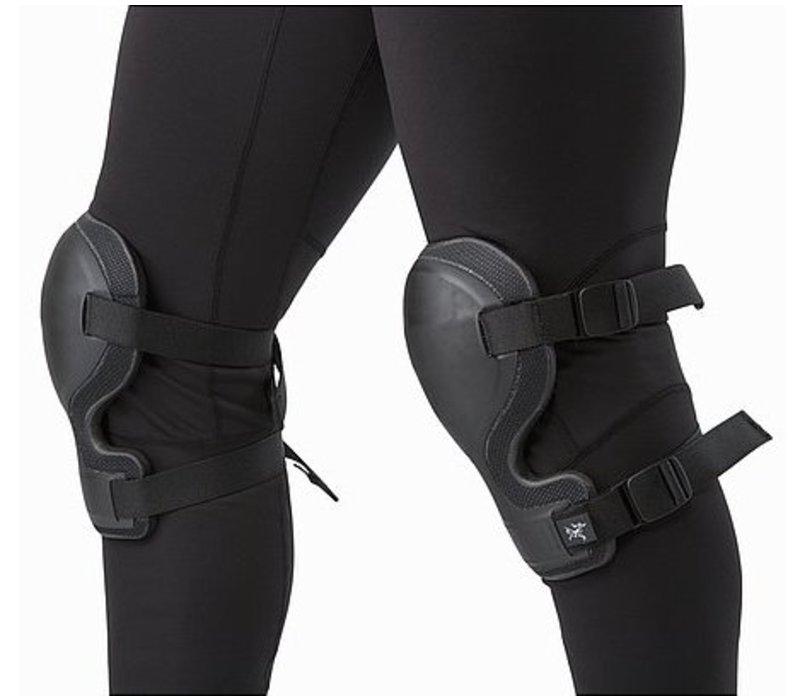 Knee Caps - Schwarz