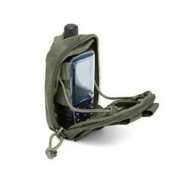 Warrior Elite OPS Garmin 62S Pouch - Olive Drab