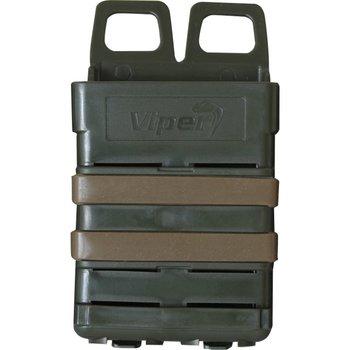 Viper Quick Release Mag Case - Olive Green