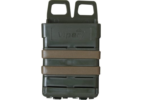 Viper Quick Release Mag Case - Olive Green