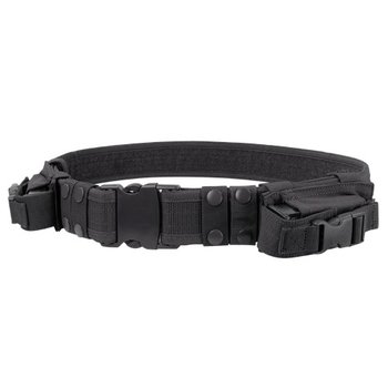 Condor TB Tactical Belt - Black