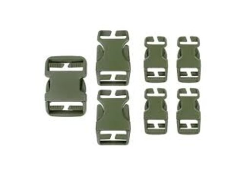 Condor Buckle Repair Kit - Olive Drab