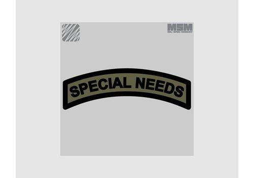 MilSpec Monkey Special Needs