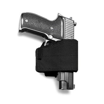 Warrior Universal Pistol Holster - Black