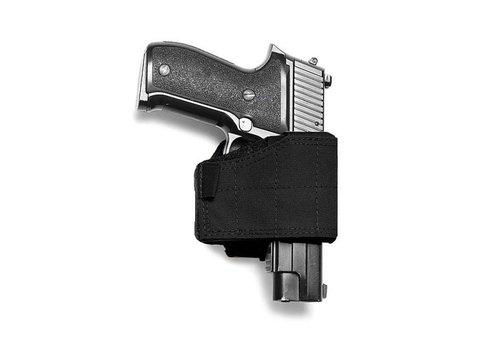 Warrior Universal Pistol Holster - Schwarz