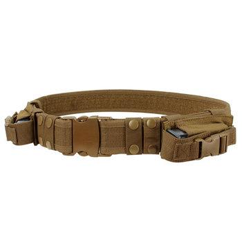 Condor TB Tactical Belt - Coyote Brown
