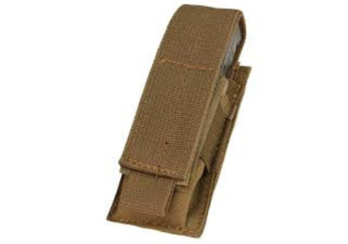 Condor MA32 Single Pistol Mag Pouch - Coyote Brown