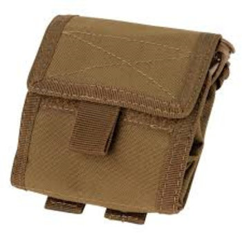 Condor MA36 Roll Up Utility Pouch - Coyote Brown