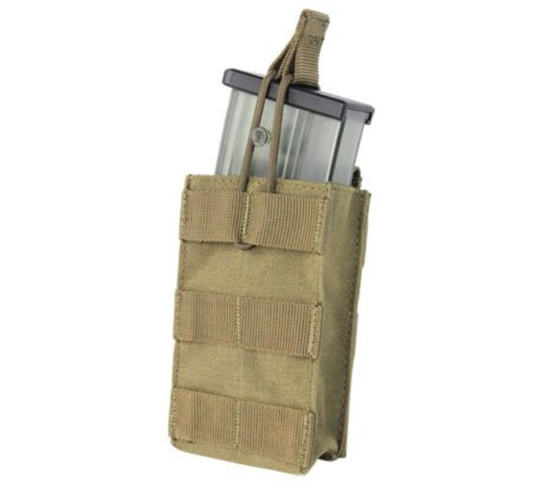 191129 Single Open Top G36 Mag Pouch - Coyote Tan