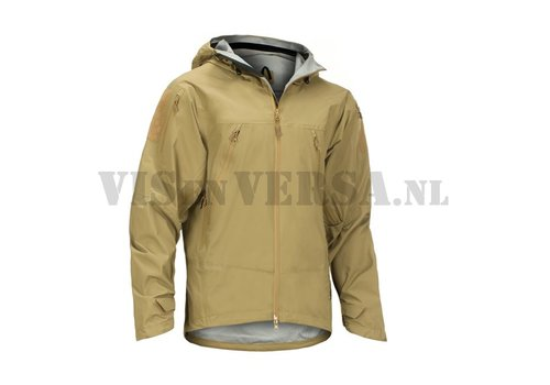 Claw Gear Melierax Hardshell-Jacke - Coyote Brown